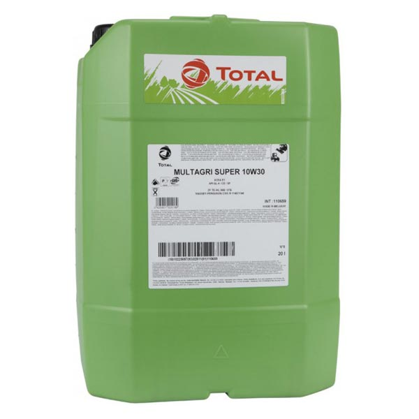 TOTAL-MULTAGRI SUPER 10W30(20L)
