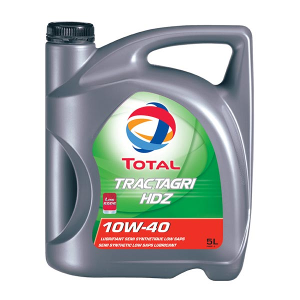 TOTAL-TRACTAGRI HDZ 10W40(20L)(LOW SAPS)