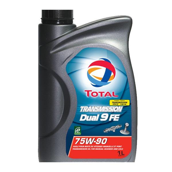 TOTAL-TRANS. DUAL 9FE 75W90 GL-4/GL-5