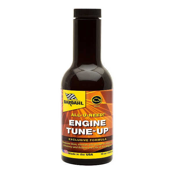 ENGINE TUNE UP & FLUSH
