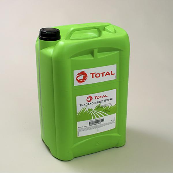 TOTAL TRACTAGRI HDX 15W-40(20L)