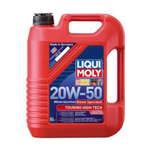 LIQUIMOLY Touring-High-Tech (15W40 20W50)