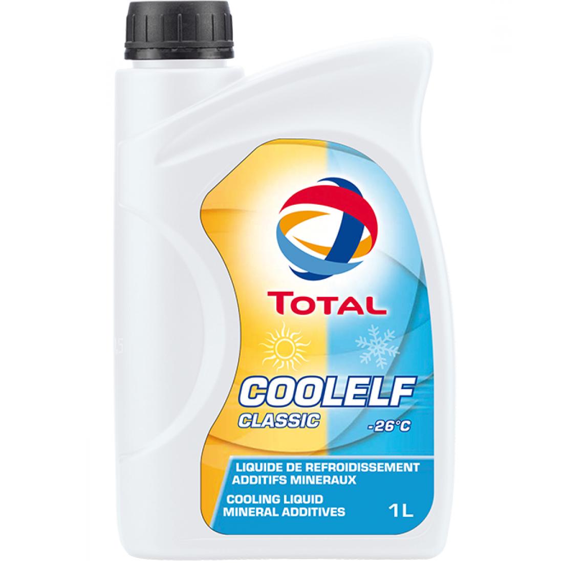 TOTAL-ΠΑΡΑΦΛΟΥ COOLELF CLASSIC -26