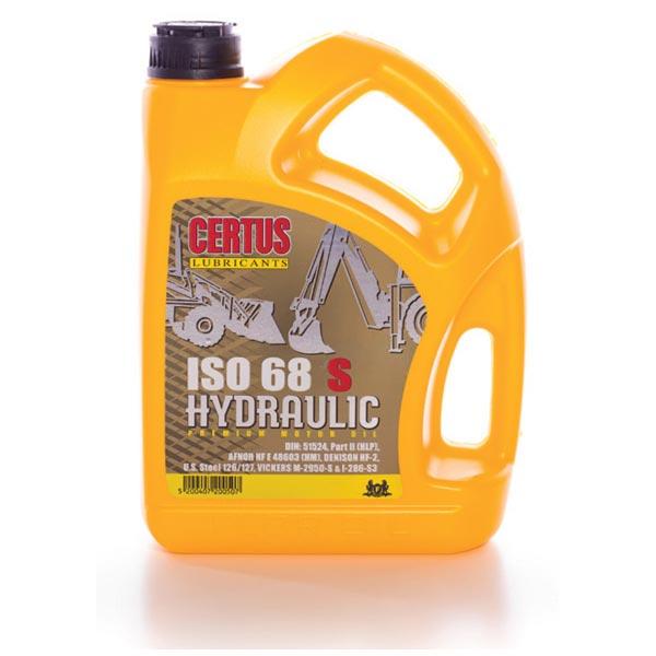 CERTUS HYDRAULIC ISO 32,46,68,100